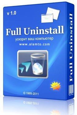 حذف کامل نرم افزار ها با Full Uninstall 1.05