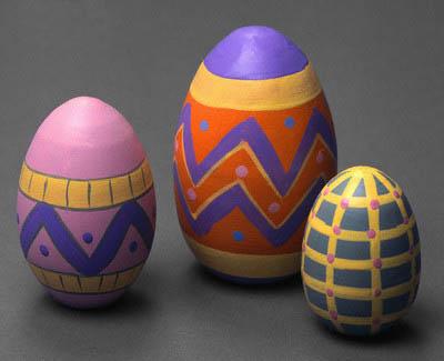 مدل تزیین تخم مرغ