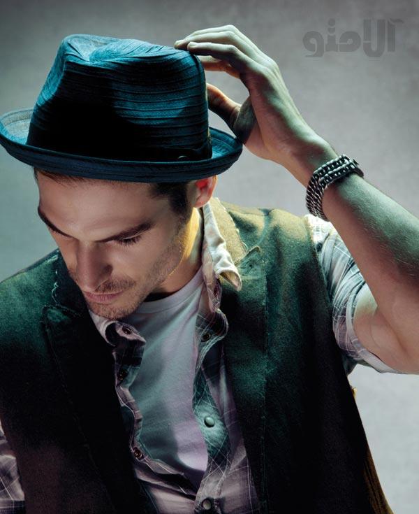مدل کلاه مردانه