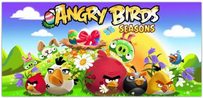 نسخه جدید بازی محبوب Angry Birds Seasons: Summer Pignic - آندروید