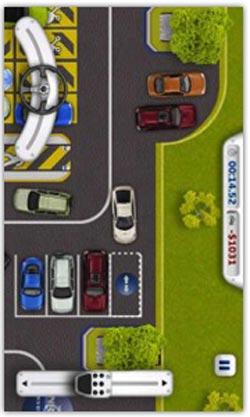 بازی هیجان انگیز Car Park Challenge 1.1.3 - بازی آندروید