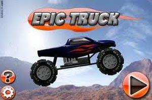 بازی زیبای Epic Truck 1.2.1 - آندروید