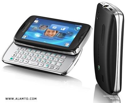 عکس های Sony Ericsson TXT