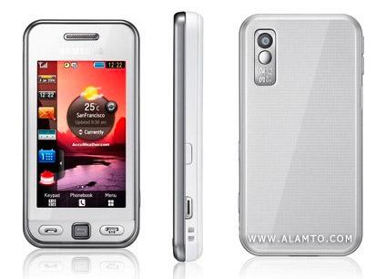 عکس گوشی Samsung GT-S5230 Star