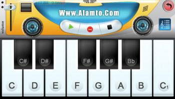 پیانو لمسی برای گوشی های نوکیا Impetus iPiano v.1.00 s60v5