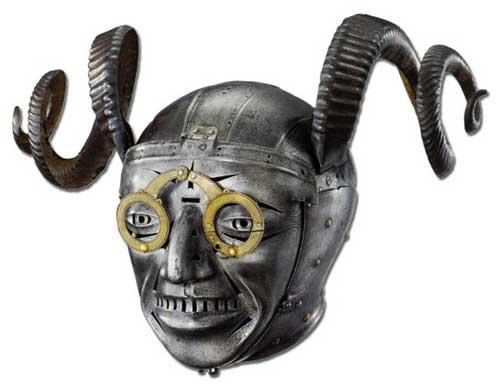 زره های جنگی در قرون وسطی + عکس