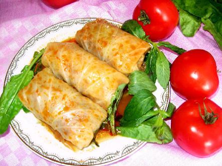 Украинские вторые блюда рецепты с фото