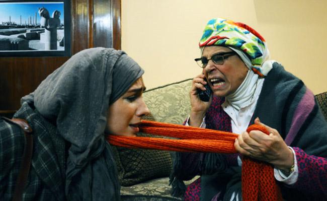 عکسای جدید سریال ساخت ایران