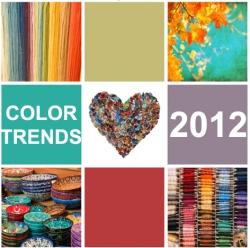 رنگ سال 2012 معرفی شد!