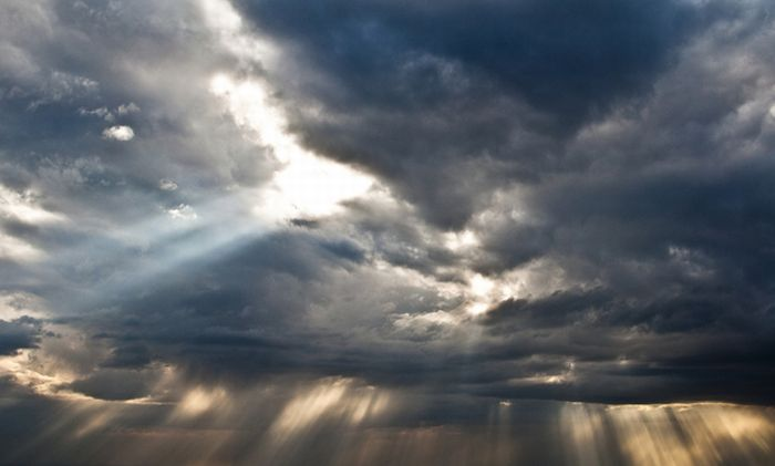 تصاویر زیبا و دیدنی از ابرها
