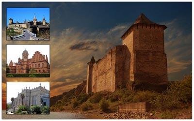 برترین بناهای تاریخی کشور اوکراین + عکس
